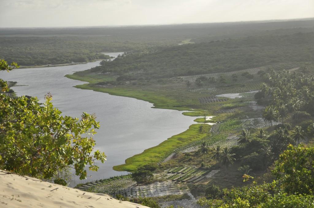 Jenipapo Kanindé, two hours west from Fortaleza