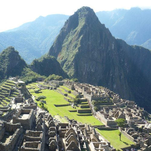 The Incredible Machu Picchu, near Cuzco, Peru
