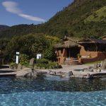 Papallacta Hotsprings near Quito, Ecuador