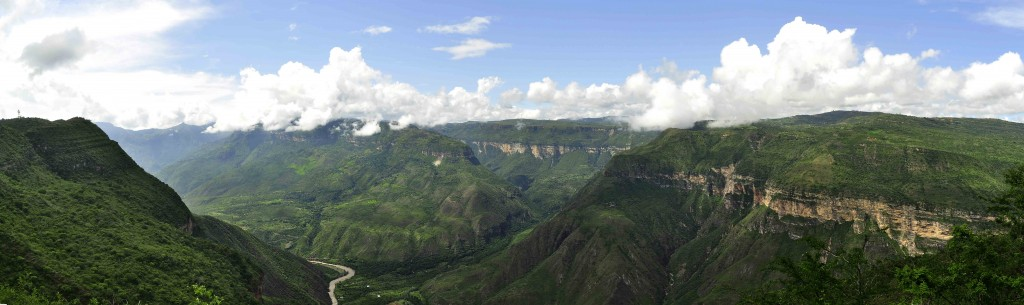 Chicamocha Canyon and Colonial Colombia Adventure (bis)