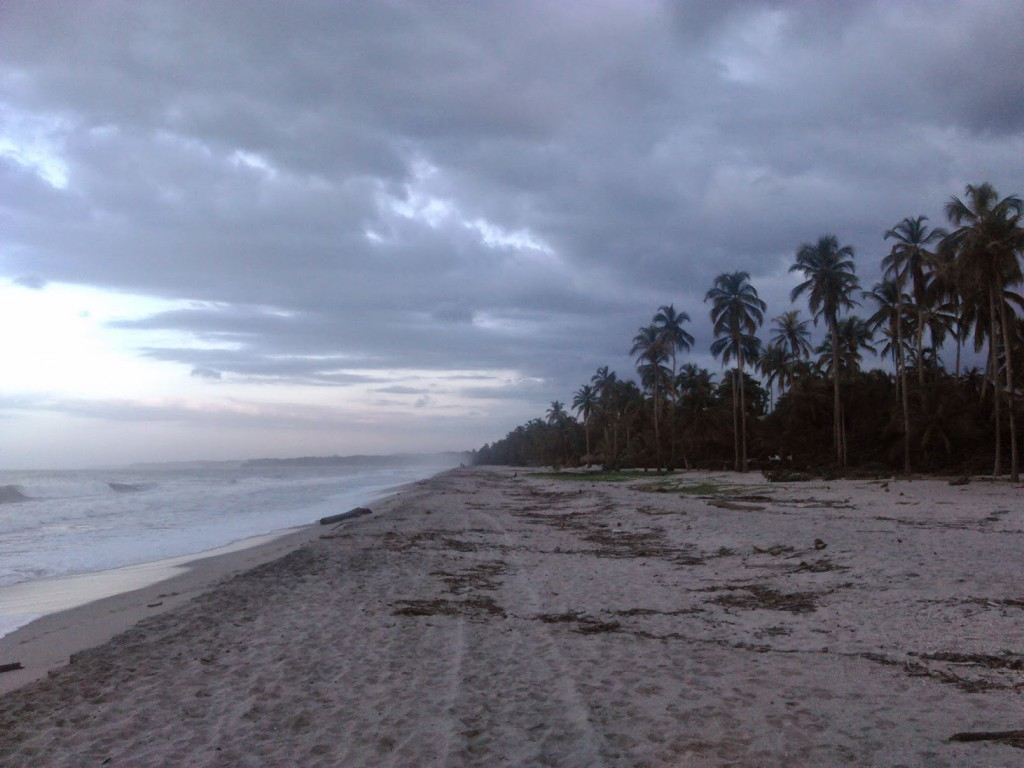Time standing still at Palomino - imagine South-east Asian beaches 20 years ago