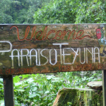 Paraiso Teyuna camp, last stop before the Lost City, Colombia