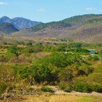Views over the Somoto Canyon, on the Rio Coco, northern Nicaragua