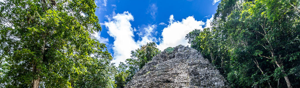 The mesmerizing archaeological site of Coba feature image