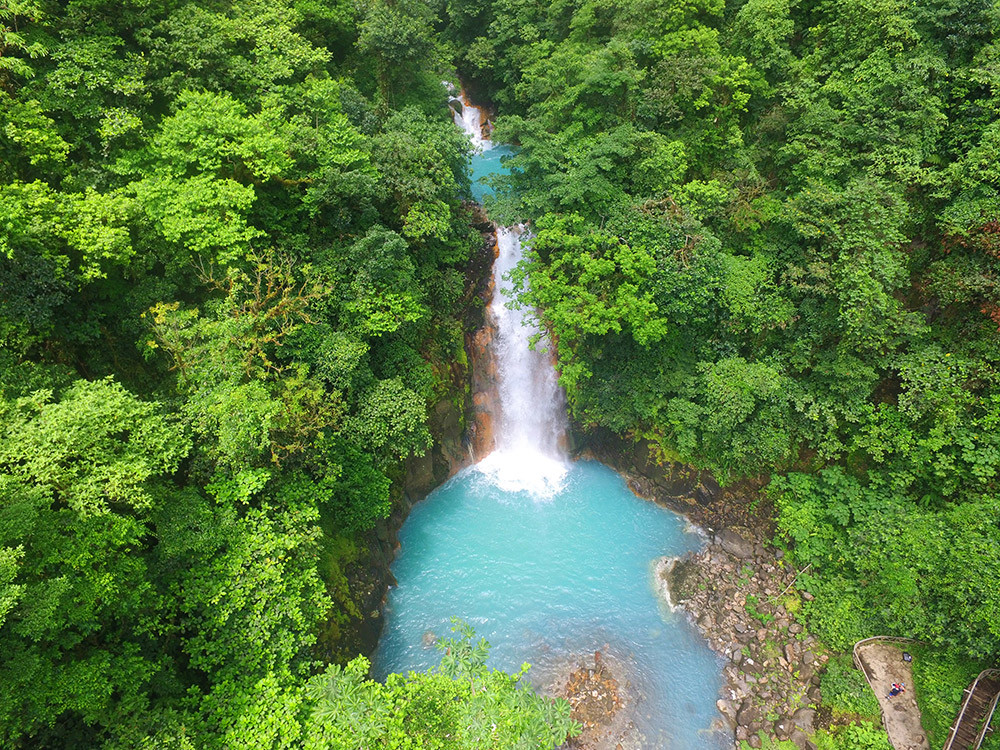 More than a turquoise river - Rio Celeste tour with culture, farming and wildlife
